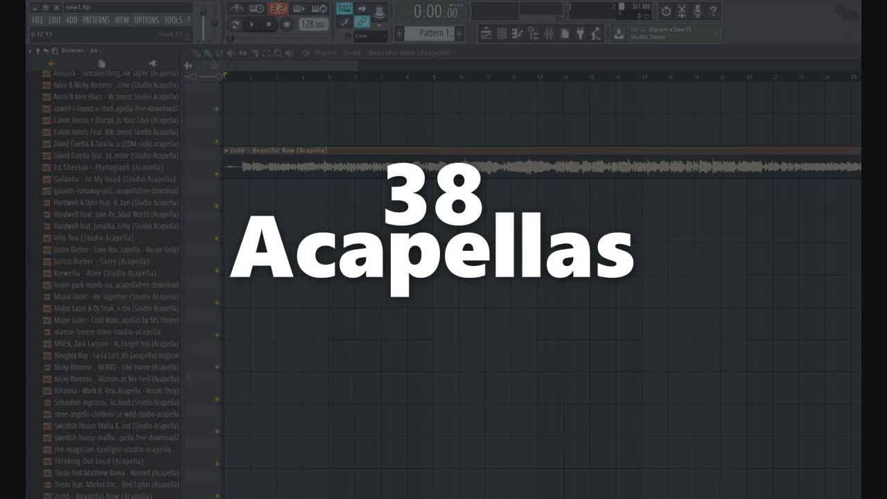 Mega Acapellas A