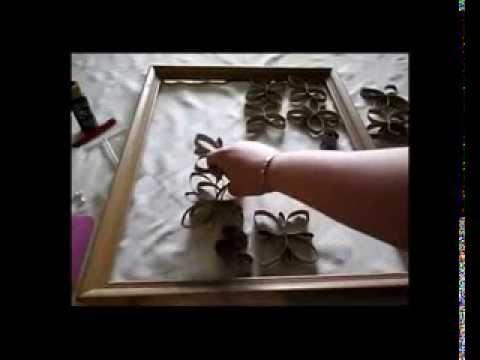 Картина из репродукции своими руками