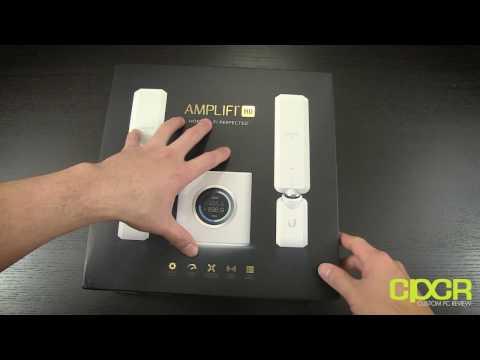 Ubiquiti Amplifi HD Mesh Wi-Fi Router Unboxing + Written Review