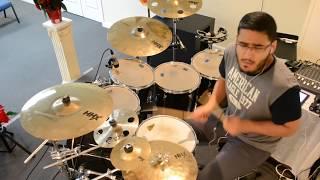 No Callare - Miel San Marcos Drum Cover by Juan Sebastian Cuentas