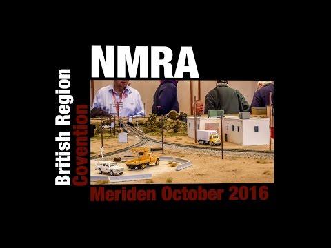 NMRA British Region Convention 2016
