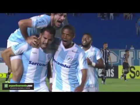 Londrina 2x0 Bragantino - Gols e Melhores Momentos (02.08.2016) - Série B