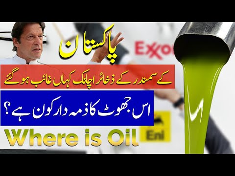 What Happened With Oil & Gas Discovery in Pakistan   Imran Khan