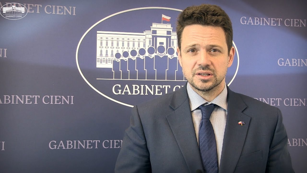 Gabinet cieni – Rafał Trzaskowski