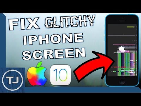 How To Fix Glitchy Iphone Screen Any Iphone Easy