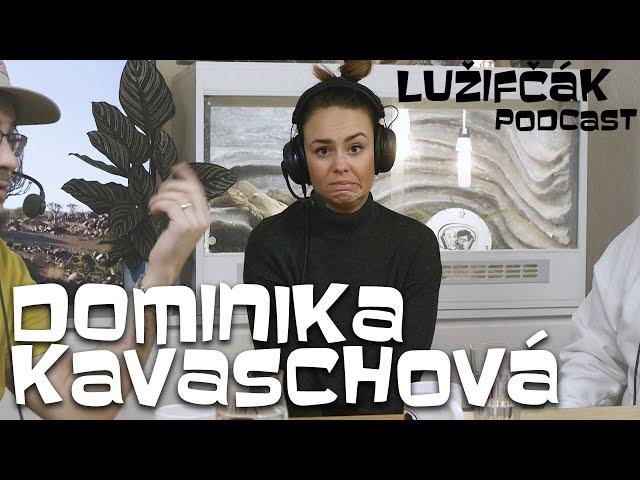 Lužifčák #31 Dominika Kavaschová