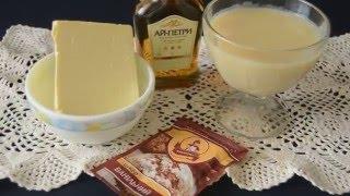 Крем из сгущенки и масла — видео рецепт