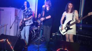 COVAILANT CRAWLING AFTER YOU BASS DRUM OF DEATH COVER LIVE JUNE 2015