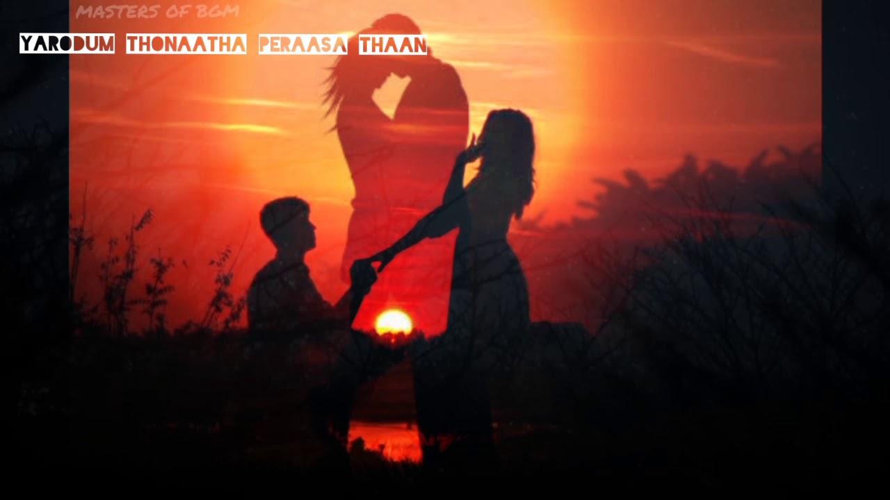 Whatsapp love status video  Tamil song kannae kannae - YouTube