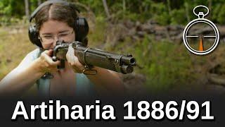 Minute of Mae: Carabina de Artilharia 86/91