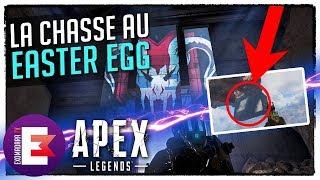 LA CHASSE AU EASTER EGG D'APEX LEGENDS + SOURIS MAD CATZ RAT 8+