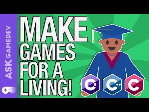 Video Game Programmer: Career success tips for 2018!