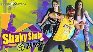 Shaky Shaky - Daddy Yankee - Coreografia  Equipe Marreta (Zumba e Fit Style)