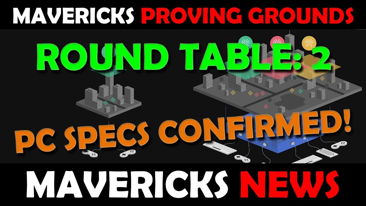 Mavericks Proving Grounds News - Round Table 2 - SpatialOS Questions Answered