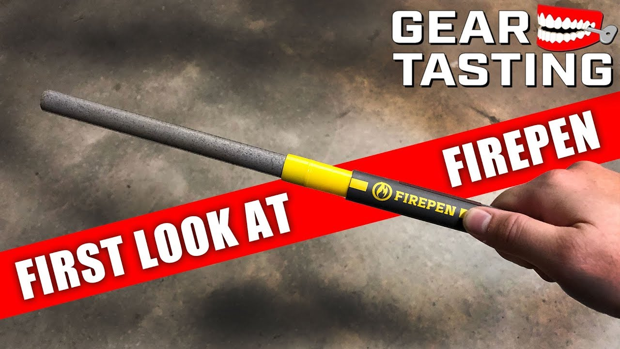 Download Is Firepen a Viable Breaching Tool? - Gear Tasting 116