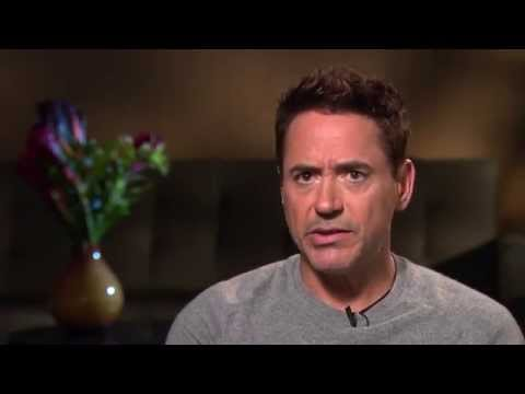 """Robert Downey Jr.: """"The older I get the less need I feel to eat up the oxygen in the room."""""""
