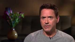 "Robert Downey Jr.: ""The older I get the less need I feel to eat up the oxygen in the room."""
