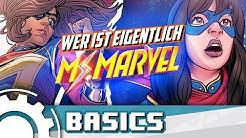 Wer ist eigentlich Ms. Marvel? [Marvel Basics]