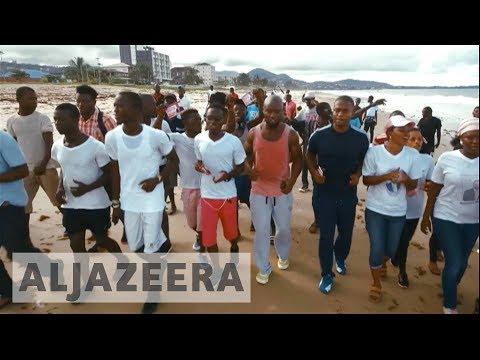 Sierra Leone bans jogging in groups