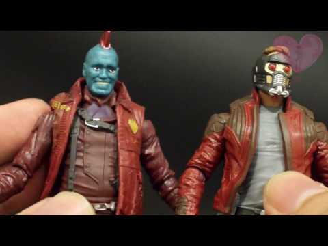 Marvel Legends Infinite Yondu /& Star-Lord Action Figure 2-Pack