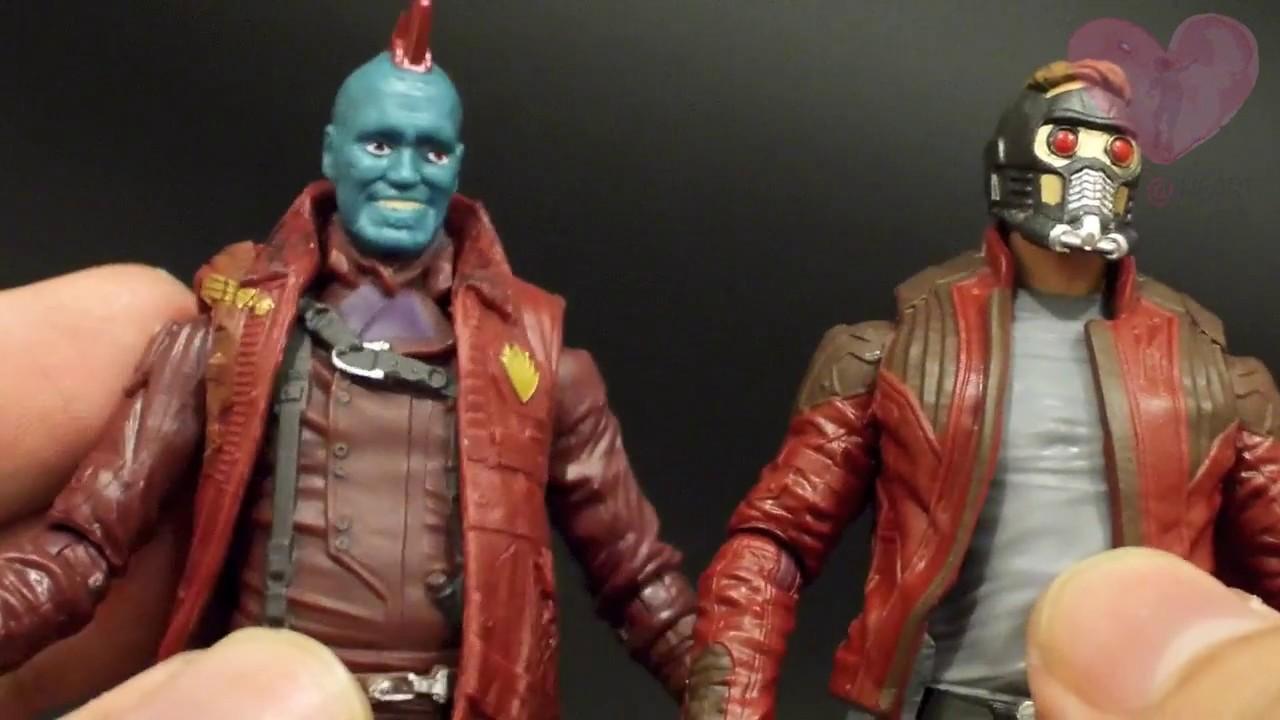"MARVEL LEGENDS SERIES Yondu 3.75/"" FIGURE Guardians of the Galaxy Vol 2"