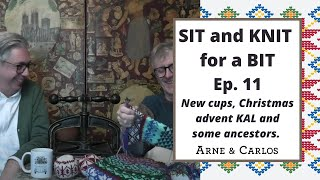 Sit and Knit for a Bit with ARNE & CARLOS - Episode 11.