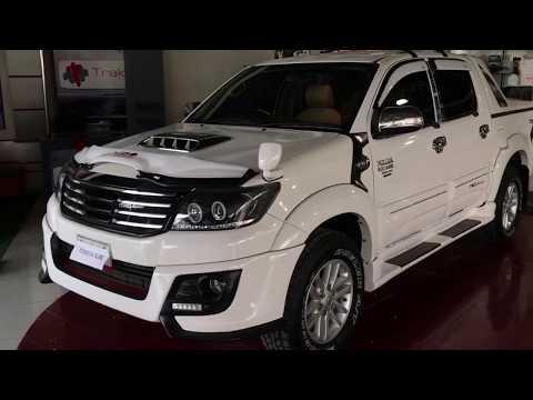 Toyota Hilux Vigo In Pakistan Review Youtube