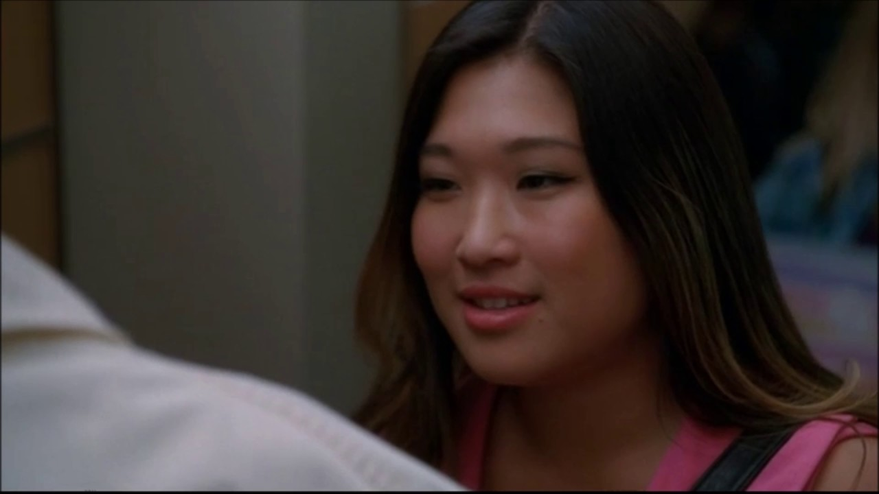 Picsof big who plays asian girl on glee