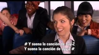 The Barden Bellas - Party in the U.S.A. (Pitch Perfect/Notas Perfectas) [Subtitulada al Español]