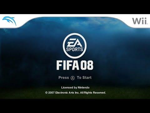 FIFA Soccer 08 | Dolphin Emulator 5.0-10836 [1080p HD] | Nintendo Wii