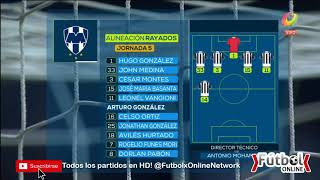 Monterrey vs León 5-1, goles & resumen