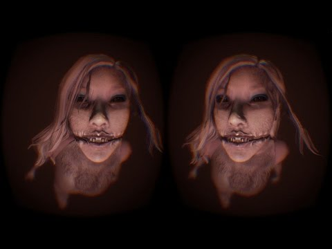 DreadEye - Oculus Rift Horror ( Virtual Reality ) dark surreal experience