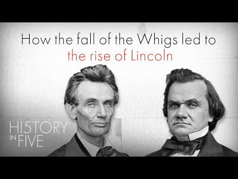 Abraham Lincoln and the Rise of the Republicans