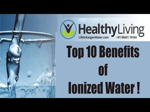 Top 10 Secret Benefits of Ionized Alkaline Water   Kangen Water India