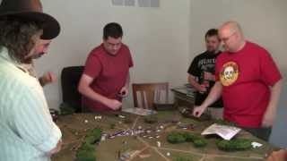 Massive 6mm Gettysburg War-Game