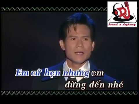 karaoke em cu hen (Beat chuan hoai nam Paris by night)
