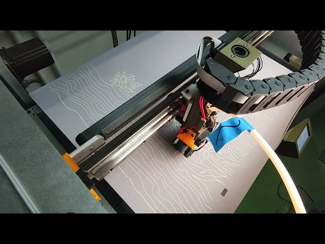#SILK 3D Printing Timelapse