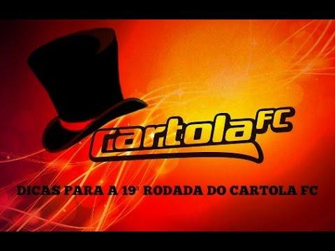 CARTOLA FC 2016 #19 RODADA Dicas