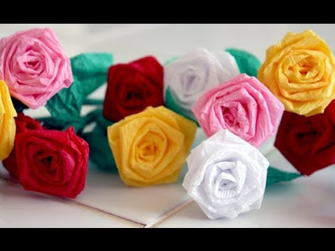 How to make small paper roses with paper strips 2 min paper how to make small paper roses with paper strips 2 min paper craft mightylinksfo