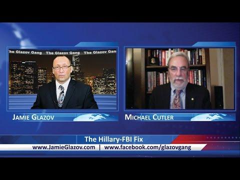 Michael Cutler on The Hillary-FBI Fix