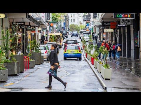 Auckland Walking Tour | New Zealand VLOG | Sky Tower, Wynyard Quarter & More