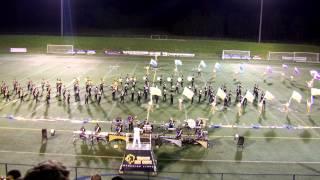 Tallwood High School Band 2014 VB Sports Plex