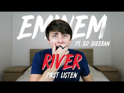 Eminem ft. Ed Sheeran | River (First Listen)