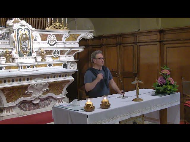 Paolo Curtaz - Gesù e la Samaritana (Gv 4)