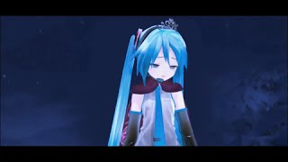 【MMD】 Hatsune Miku: Let It Go / エルサ Frozen (Japanese Version) Pitch Shift