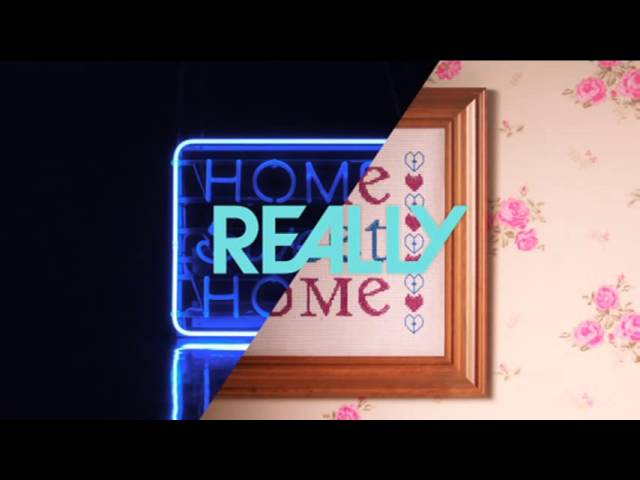 Really: Home Sweet Home ident - 2016