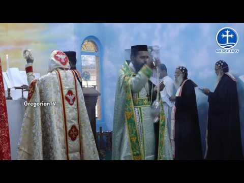 St. Gregorios Orthodox Chapel, Ittiyappara, Ranny - Holy Consecration Part 3
