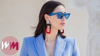 Top 10 Fashion - Top 10 Summer 2018 Fashion Trends