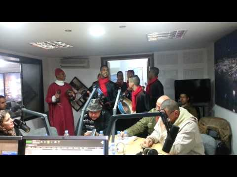 Groupe lbehja Medina FM Radio