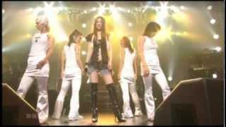 島谷ひとみ      亜麻色の髪の乙女  《Live  2002 (First live)》